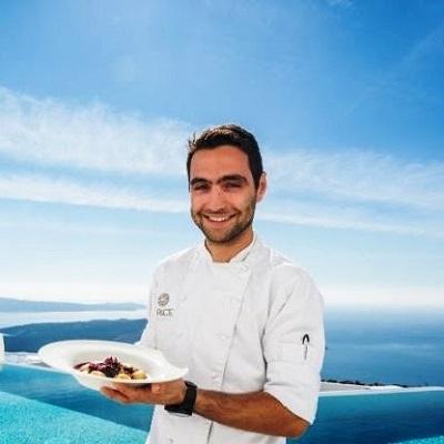 agious spyros executive chef