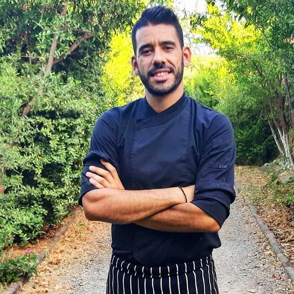 executive chef nikos rigas