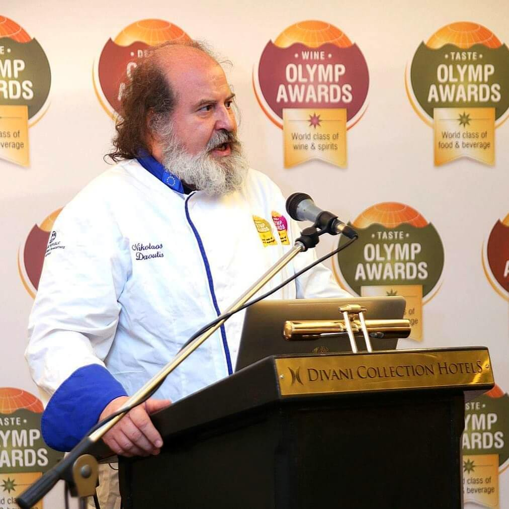 daoutis nikos chef executive culinary
