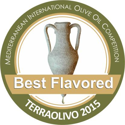 TERRAOLIVO 2015 Best Flavored
