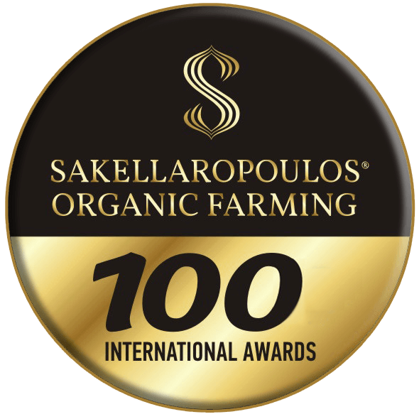 Sakellaropoulos 100 Awards olive oil taste quality top producer