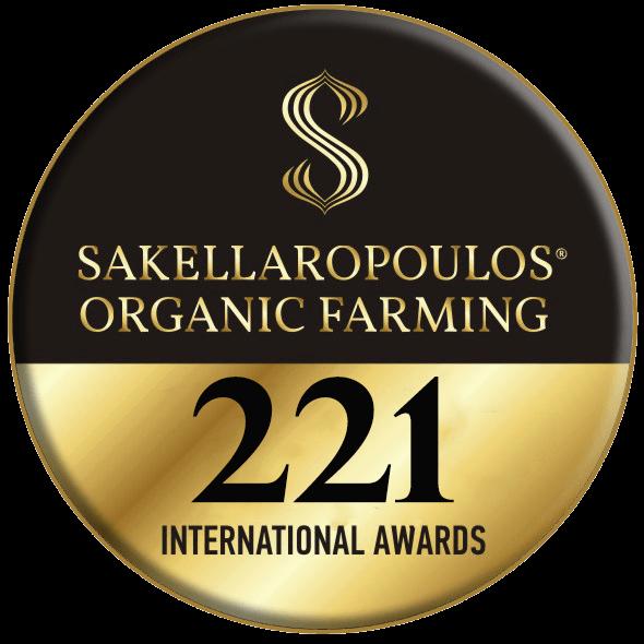 σακελλαρόπουλου βραβεία ελαιολάδων παγκόσμια ρεκόρ βιολογικά