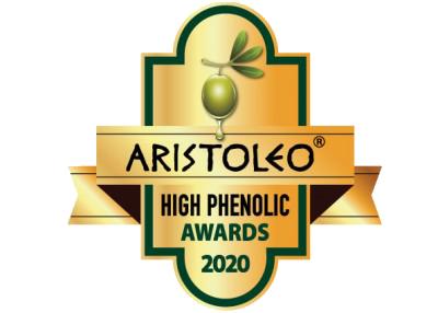 aristoleo awards high phenolic 2020 olives tyrosol