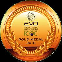 evoo iooc gold award 2018