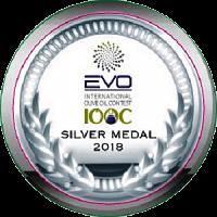 evoo iooc silver award 2018