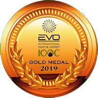 evoiooc 2019 gold award olive oil italy