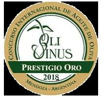 prestige gold olivinus 2018