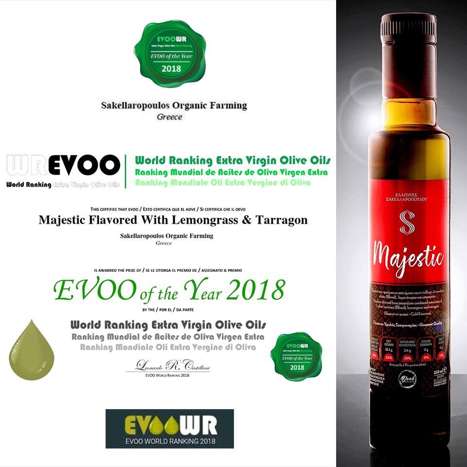 majestic flavored blend olive oil best world premium limited