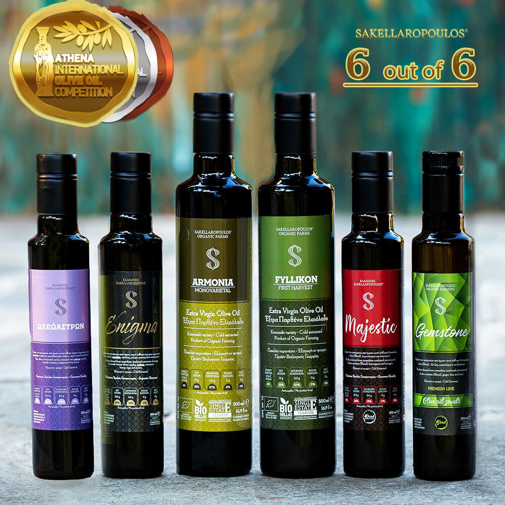 athena international olive oil competition 2020