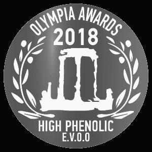 Olympia Award SILVER 2018 LOGO