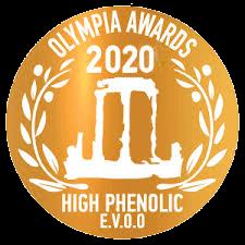 Olympia Award 2020 υψηλά φαινολικά ελαιόλαδα βραβεία ελαιοκανθάλη