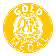 JOOP BEST FLAVORED GOLD OLIVE OIL AWARD