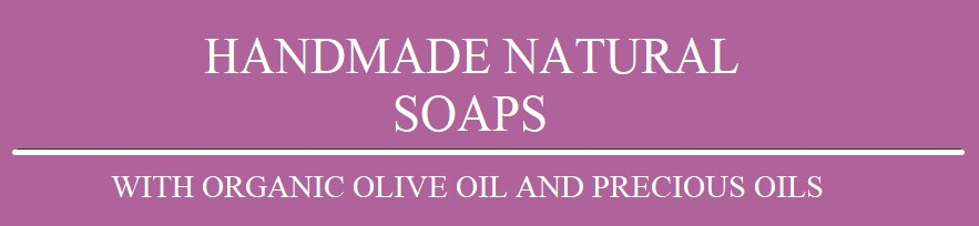 Handmade Natural Soaps with Organic Olive Oil and Extracts Esthique
