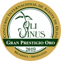 8 out of 8 olive oil awards and TOP 20 - Olivinus 2019
