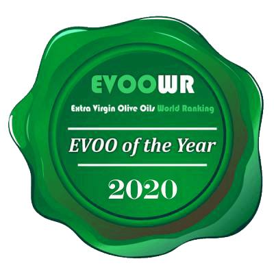 EVOOWR 2020 - Top ranking worldwide for 2020