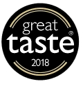 Great Taste Awards 2018 - Two Gold Stars