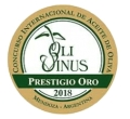 Majestic Flavored Olive Oil - Prestige Gold Award at Olivinus 2018