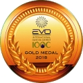 GOLD AND SILVER MEDAL - EVOOIOOC 2018