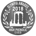 OLIVE OIL AWARD AT OLYMPIA HEALTH & NUTRITION AWARDS 2018