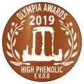 Triple olive oil awards - OLYMPIA HEALTH & NUTRITION AWARDS 2019