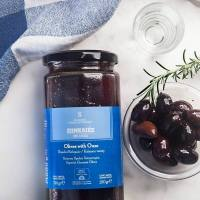 Greece... in a jar of olives and ouzo