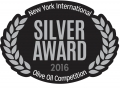 Fyllikon Early Harvest Evoo - Silver Award at NYIOOC 2016