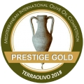 terraolivo prestige gold olive oil award flavored 2018