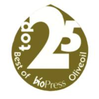 Agourelaio Evoo - Top 25 Organic Evoo in Bio Press - Germany