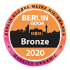 Bronze Organic  Berlin Global Olive Oil Awards