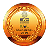 Evoiooc 2019 Gold Logo